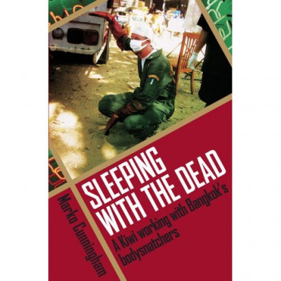 Sleeping With the Dead, by Marko Cunningham (Biography & Memoir)