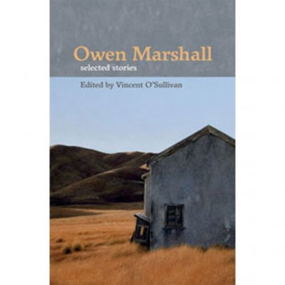 Owen Marshall Selected Stories, by Owen Marshall (Fiction & Literature)
