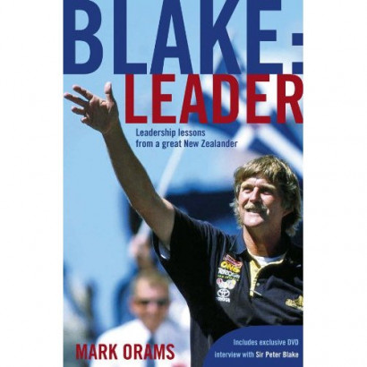 Blake: Leader, by Mark Orams (Biography & Memoir)