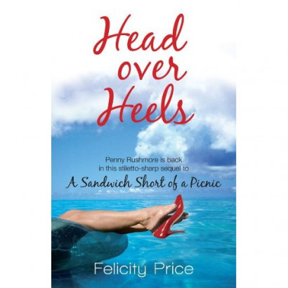 Head Over Heels, by Felicity Price (Fiction & Literature)