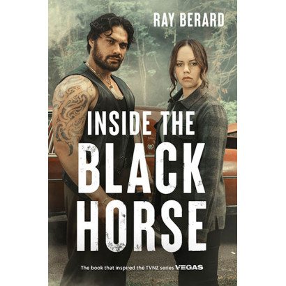 Inside the Black Horse, by Ray Berard (Fiction)