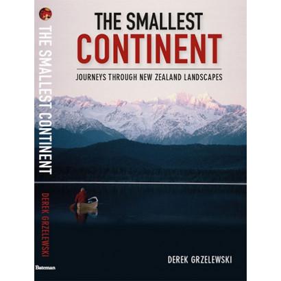 The Smallest Continent, by Derek Grzelewski (Biography)