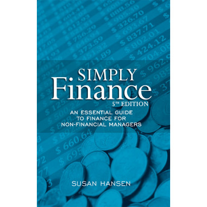 Simply Finance, by Susan Hansen (Business)