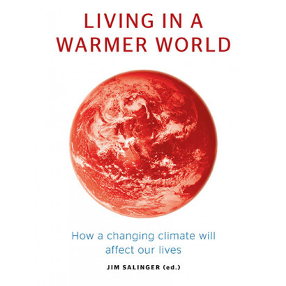 Living in a Warmer World, by Jim Salinger (Politics & Social Issues)