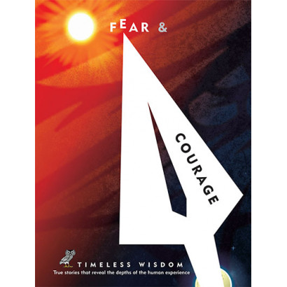Fear and Courage, by Renée Hollis (edited by) (Biography)