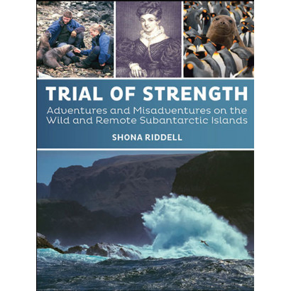 Trial of Strength, by Shona Riddell (Biography)