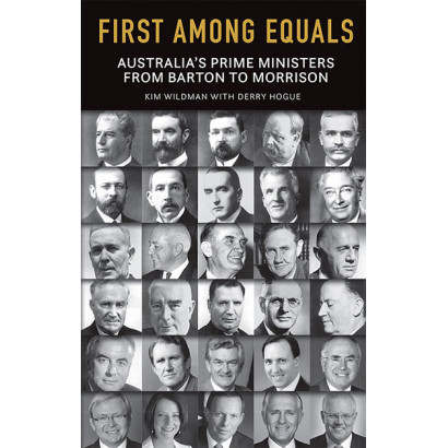 First Among Equals, by Kim Wildman with Derry Hogue (Biography)