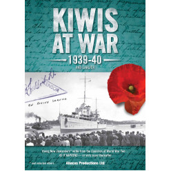 Kiwis At War 1939-40 Part One  Navy & Merch. Marine
