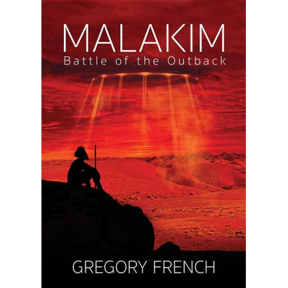 Malakim: Battle of the Outback, by Gregory French (Fiction)