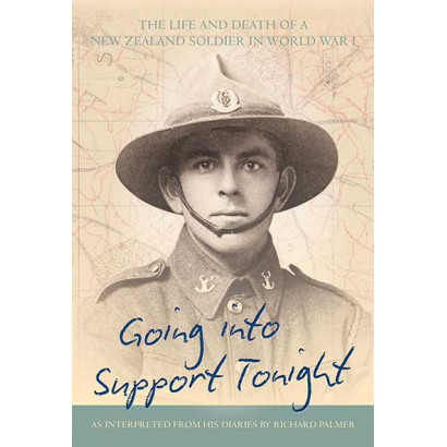 Going Into Support Tonight, by Richard Palmer (Biography)