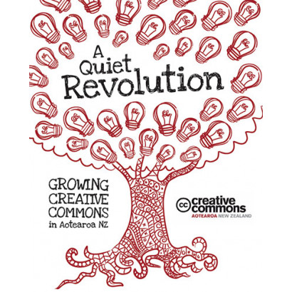 A Quiet Revolution: Growing Creative Commons in Aotearoa NZ, by Creative Commons Aotearoa New Zealand ()