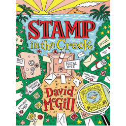 Stamp in the Creek