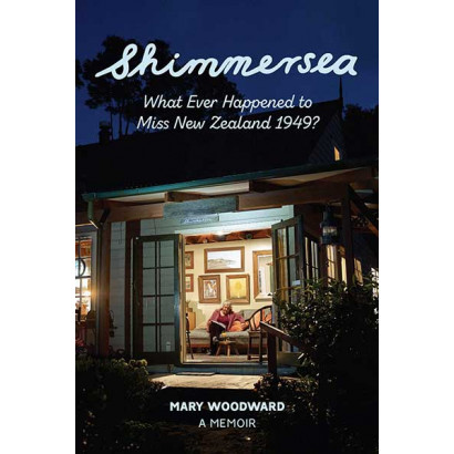 Shimmersea: A Memoir, by Mary Woodward (Biography)
