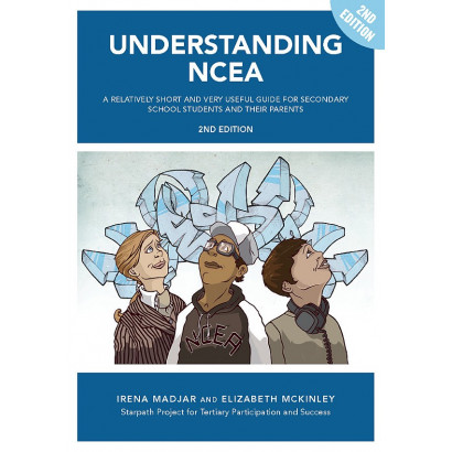 Understanding NCEA (2nd ed), by Irena Madjar (Education)