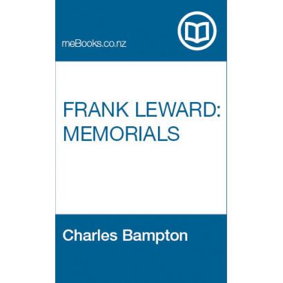 Frank Leward: Memorials