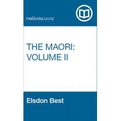 The Maori - Volume II