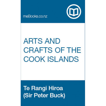 Arts and Crafts of the Cook Islands