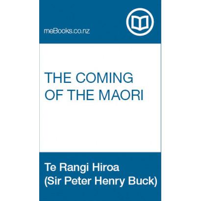 The Coming of the Maori