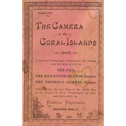 The Camera in the Coral Islands, by  Alfred Henry Burton  (Biography & Memoir)
