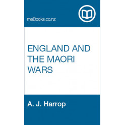 England and the Maori Wars