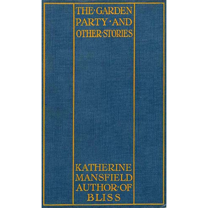 The Garden Party and Other Stories, by Katherine Mansfield (Fiction & Literature)