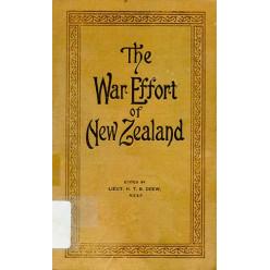 The War Effort of New Zealand