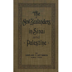 The New Zealanders in Sinai and Palestine