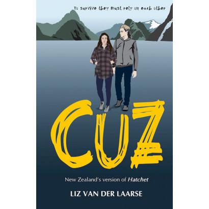 Cuz, by Liz van der Laarse (Fiction)