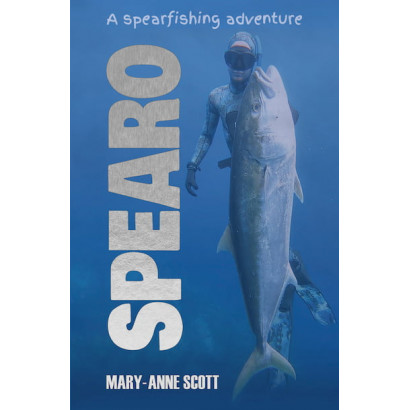 Spearo, by Mary-anne Scott (Fiction)