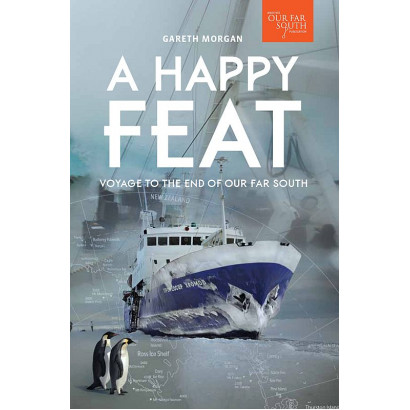 A Happy Feat, by Gareth Morgan with John McCrystal (Biography & Memoir)
