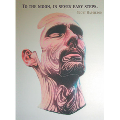 To the Moon, In Seven Easy Steps, by Scott Hamilton (Fiction)