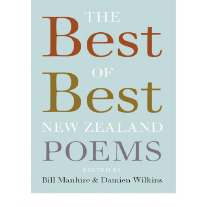 The Best of the Best New Zealand Poems, by Manhire, Wilkins(eds) (Fiction & Literature)