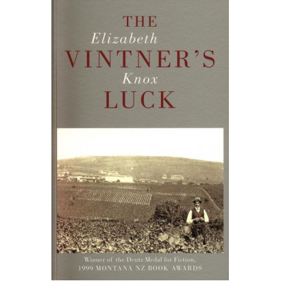 The Vintner's Luck, by Elizabeth Knox (Fiction & Literature)