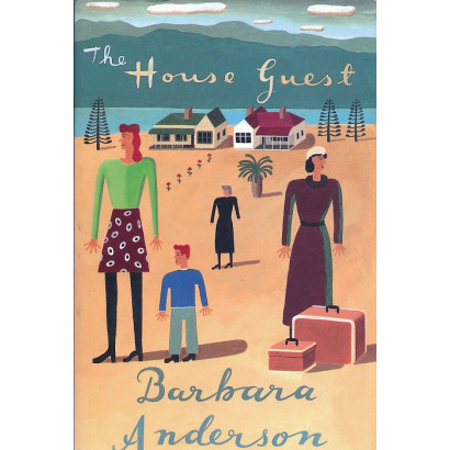 The House Guest, by Barbara Anderson (Novels (contemporary))