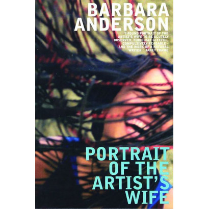 Portrait of the Artist's Wife, by Barbara Anderson (Novels (contemporary))