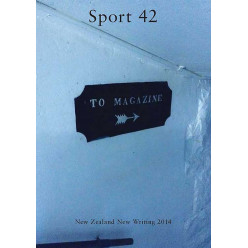 Sport 42: New Zealand New Writing 2014