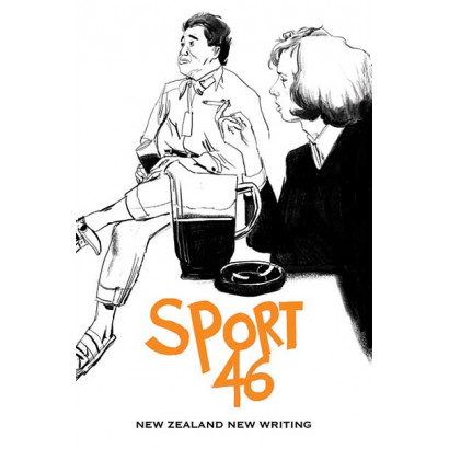 Sport 46: New Zealand New Writing 2018