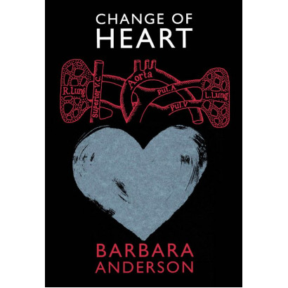 Change of Heart, by Barbara Anderson (Fiction)