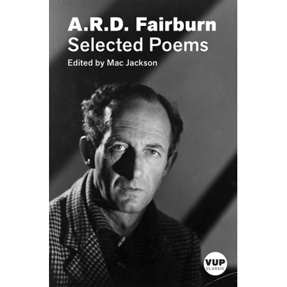Selected Poems, by A.R.D. Fairburn (Poetry)