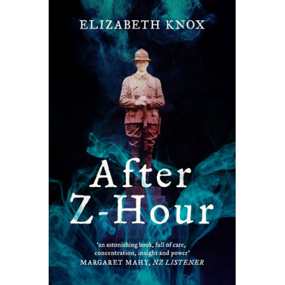 After Z Hour, by Elizabeth Knox (Fiction & Literature)