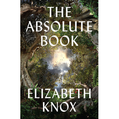 The Absolute Book, by Elizabeth Knox (Fiction)