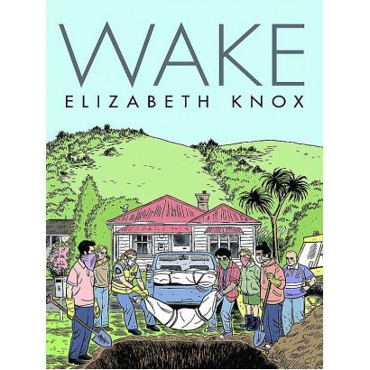 Wake, by Elizabeth Knox (Fiction & Literature)