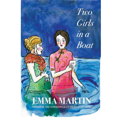 Two Girls in a Boat, by Emma Martin (Fiction & Literature)