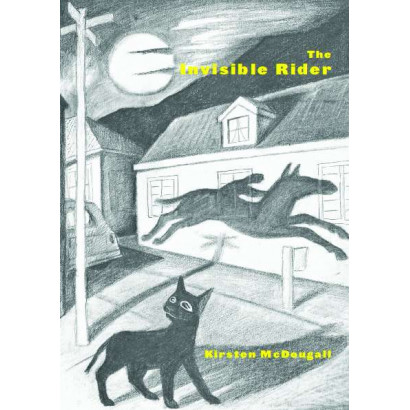 The Invisible Rider, by Kirsten McDougall (Fiction & Literature)