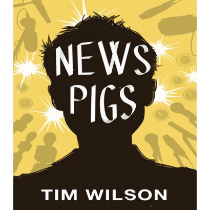 News Pigs, by Tim Wilson (Fiction & Literature)